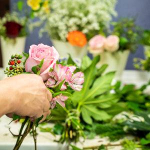 Blumen Ecke