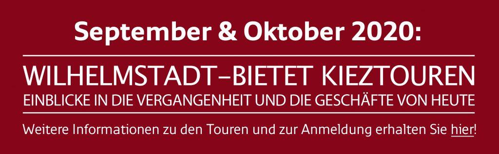 Wilhelmstadt bietet ... Kieztouren!