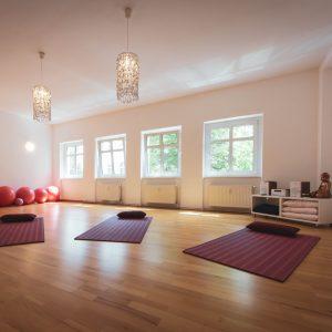 Vic Yoga Interior