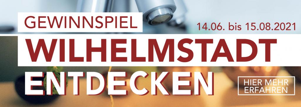 Wilhelmstadt entdecken - Schaufenster-Partner finden und gewinnen!